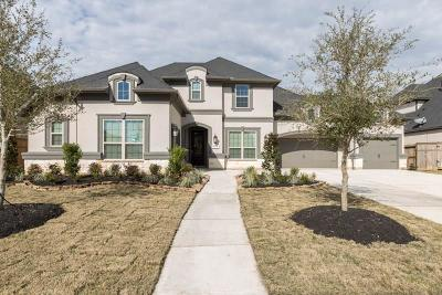 Fulshear Single Family Home For Sale: 28306 Cave Springs Lane