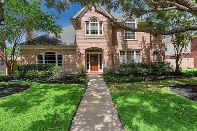 Katy Single Family Home For Sale: 3218 Winding Lake Way