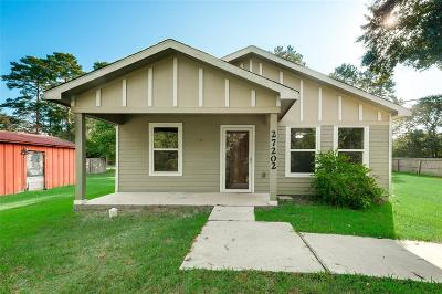 Magnolia Single Family Home For Sale: 27202 Yellow Rose Lane