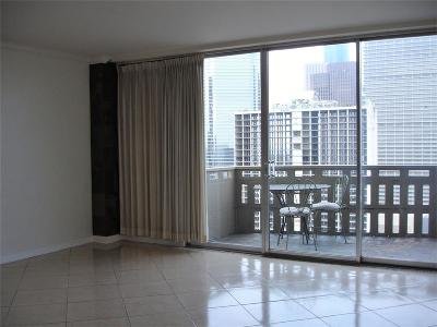 Houston TX Mid/High-Rise For Sale: $125,000