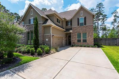 Conroe Single Family Home For Sale: 327 Twilight Toast Drive
