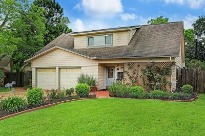 League City Single Family Home For Sale: 1014 Sunset Circle