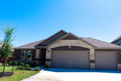 Texas City Single Family Home For Sale: 12517 Grand Haven Drive