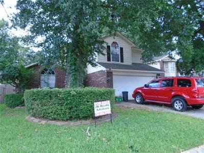 Humble TX Single Family Home For Sale: $179,500