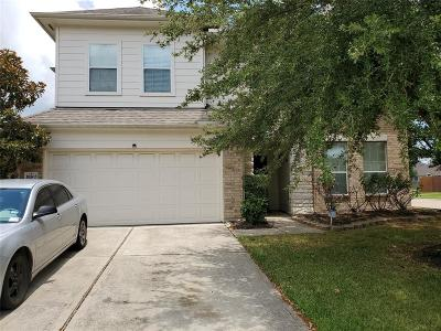 Cypress TX Single Family Home For Sale: $204,700