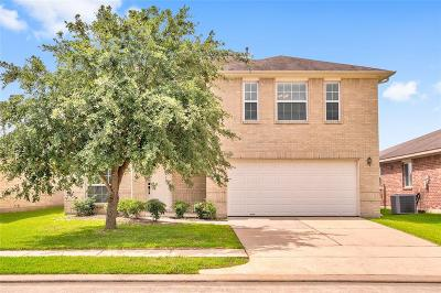 Katy Single Family Home For Sale: 21623 Britton Hill Way