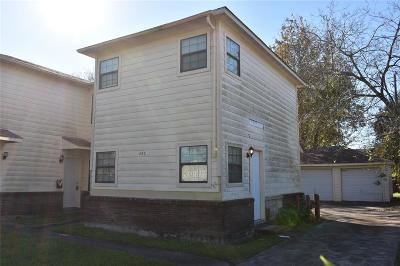 Multi Family Home For Sale: 4331 Tulane Street