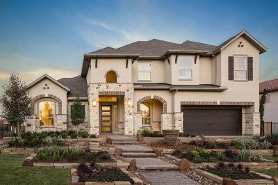 The Woodlands Single Family Home For Sale: 50 Jaden Oaks Place