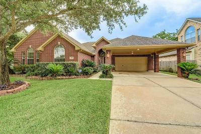 Katy Single Family Home For Sale: 2703 Winding Run Lane