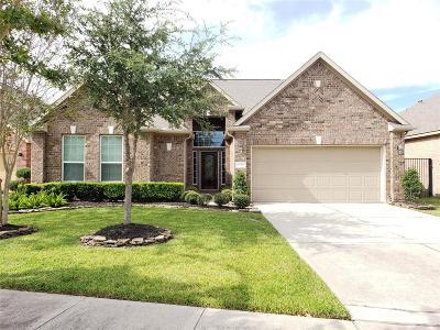 Missouri City Single Family Home For Sale: 6215 Ledger Lane