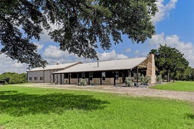 Colorado County Farm & Ranch For Sale: 1095 Kansteiner Road