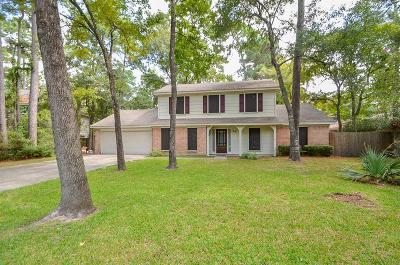 The Woodlands TX Single Family Home For Sale: $268,500