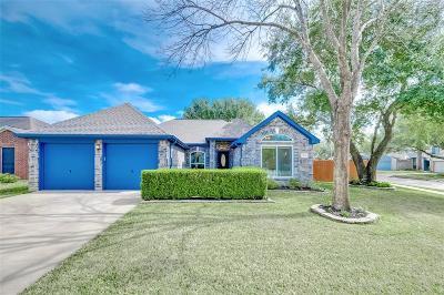 Katy Single Family Home For Sale: 1368 Miller Avenue