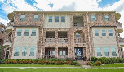 Sugar Land Condo/Townhouse For Sale: 127 Grace Point Dr