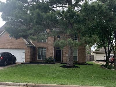 Katy TX Single Family Home For Sale: $189,000