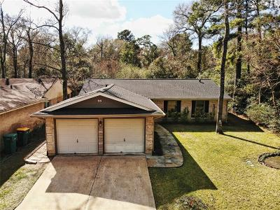 The Woodlands Single Family Home For Sale: 25 W Broken Oak Court