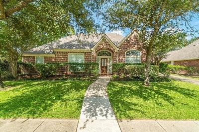 Single Family Home For Sale: 16603 Town Lake Court