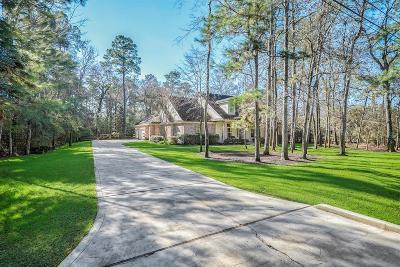Magnolia Single Family Home For Sale: 40102 De Sota Road