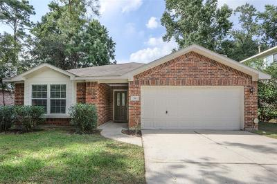 The Woodlands Single Family Home For Sale: 54 Shimmer Pond Place