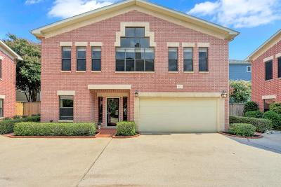 Houston Single Family Home For Sale: 914 W 25th Street #4