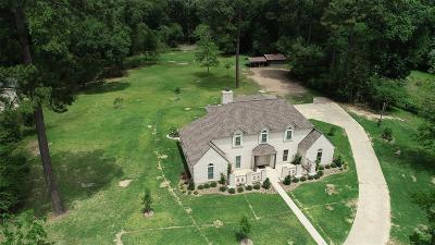 Cypress Single Family Home For Sale: 12402 N Shadow Lake Lane