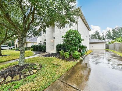 Pearland Single Family Home For Sale: 3011 Eagle Lake Drive