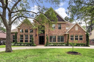 Houston Single Family Home For Sale: 12307 Old Oaks Drive