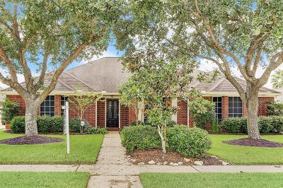 Pearland Single Family Home For Sale: 3308 Windcrest Court