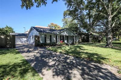Houston Single Family Home For Sale: 9626 Val Verde Street