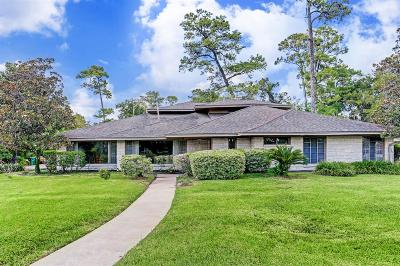 Houston Single Family Home For Sale: 3435 N Macgregor Way