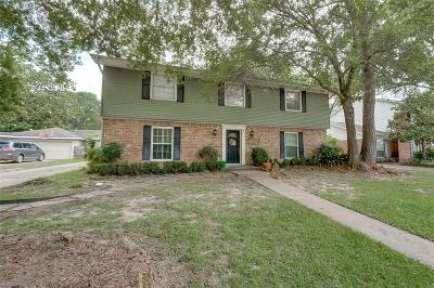 Houston Single Family Home For Sale: 819 Thornwick Drive