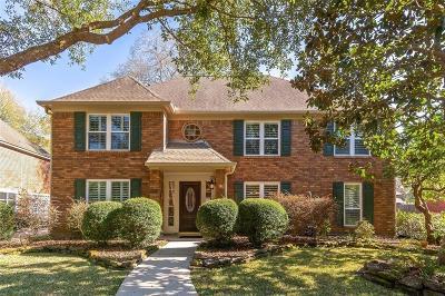 Kingwood Single Family Home For Sale: 3318 Cedar Village Drive