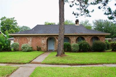 Houston Single Family Home For Sale: 11907 Kirknoll Drive