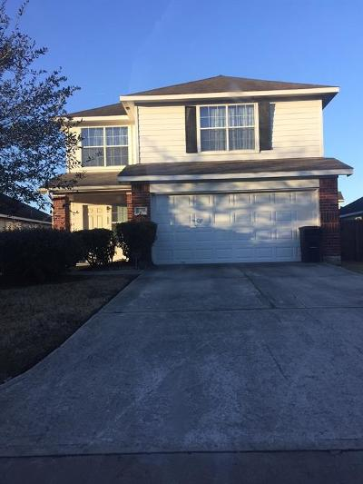 Houston TX Single Family Home For Sale: $158,000