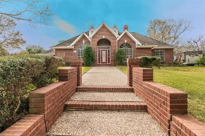 Friendswood Single Family Home For Sale: 12 Haverford Lane