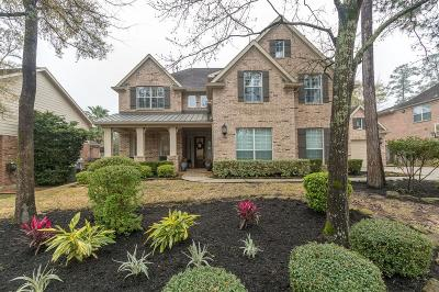 The Woodlands Single Family Home For Sale: 7 Wooded Path Place