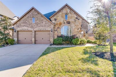 Manvel Single Family Home For Sale: 3034 Currant Drive