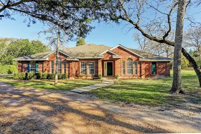 Bellville Farm & Ranch For Sale: 501 Oak Forest Road