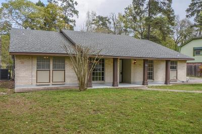 Spring Single Family Home For Sale: 703 Spring Pines Drive