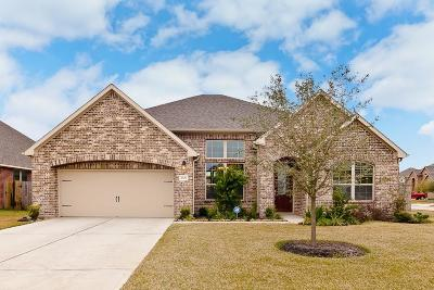 Pearland Single Family Home For Sale: 1502 Preserve Lane