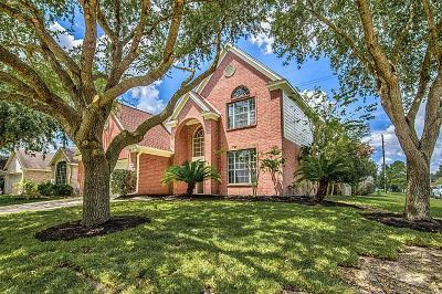 Humble Single Family Home For Sale: 19302 Timber Pines Drive