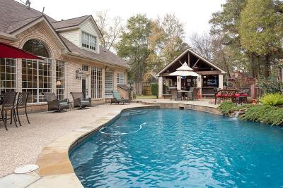 Conroe Single Family Home For Sale: 749 Stone Mountain Drive