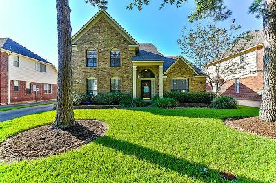 League City Single Family Home For Sale: 2117 Spinnaker Drive