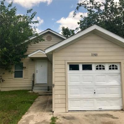Houston Single Family Home For Sale: 11903 Greensbrook Forest Drive