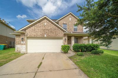 La Marque Single Family Home For Sale: 144 Mustang Stampede Drive