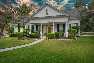 Montgomery County Single Family Home For Sale: 20610 Imperial Oak Drive