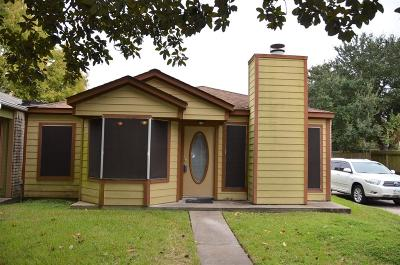 Pasadena Single Family Home For Sale: 1713 Harrison Court
