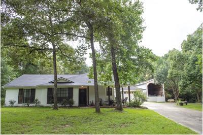 Magnolia Single Family Home For Sale: 37302 Robin George Trail Trail