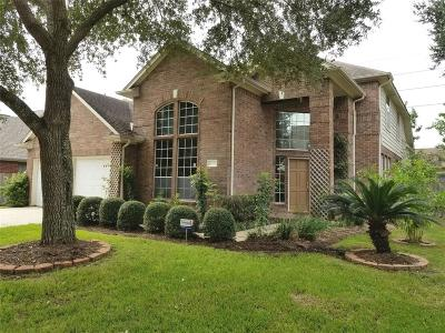 Sugar Land Single Family Home For Sale: 4507 Summer Lakes