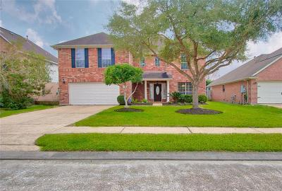 League City Single Family Home For Sale: 609 Biscayne Bend Lane